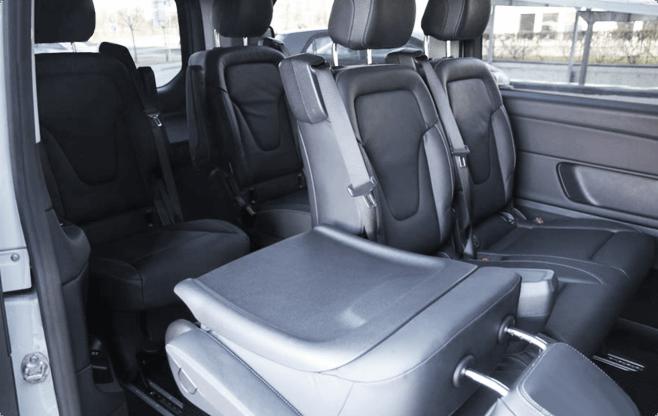 Riga Limo Service - Mini Buses and Vans - Mercedes Benz V ...